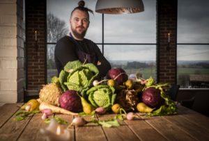 Florent ladeyne est chef étoilé finaliste de l'émission Top Chef